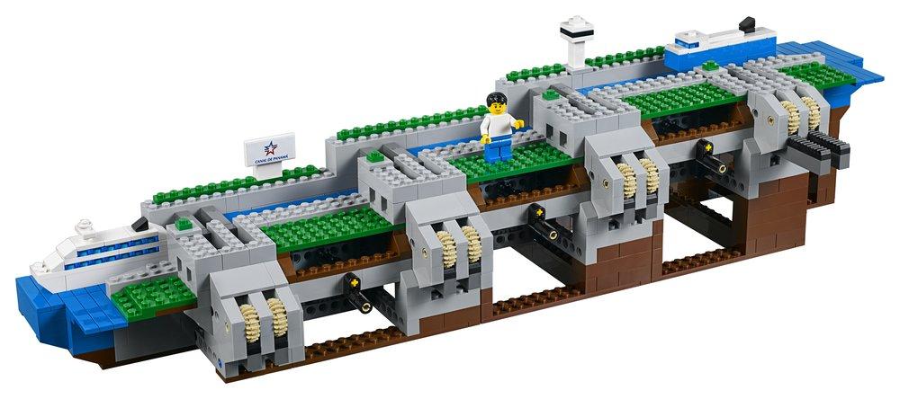 Panama STEM Education   LEGO Education Panama Canal - 2000451