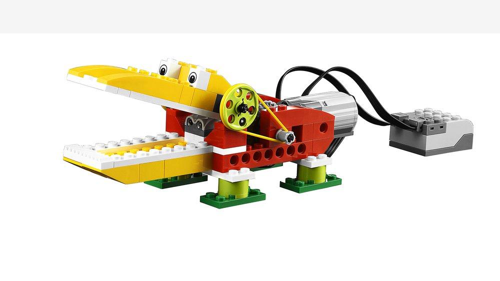 lego wedo 9580 building instructions